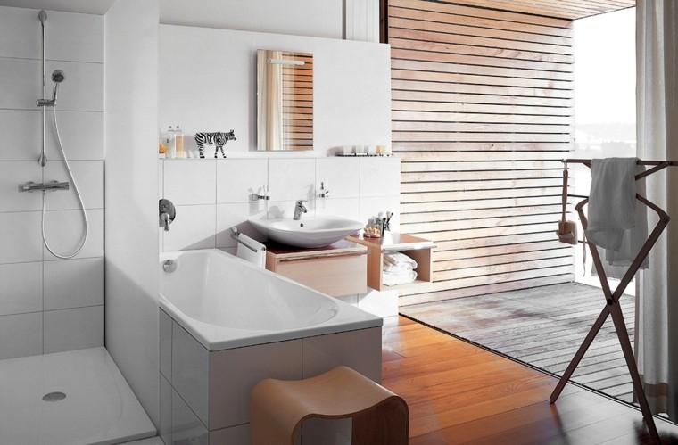 imagenes de ba os 102 ideas para espacios modernos. Black Bedroom Furniture Sets. Home Design Ideas
