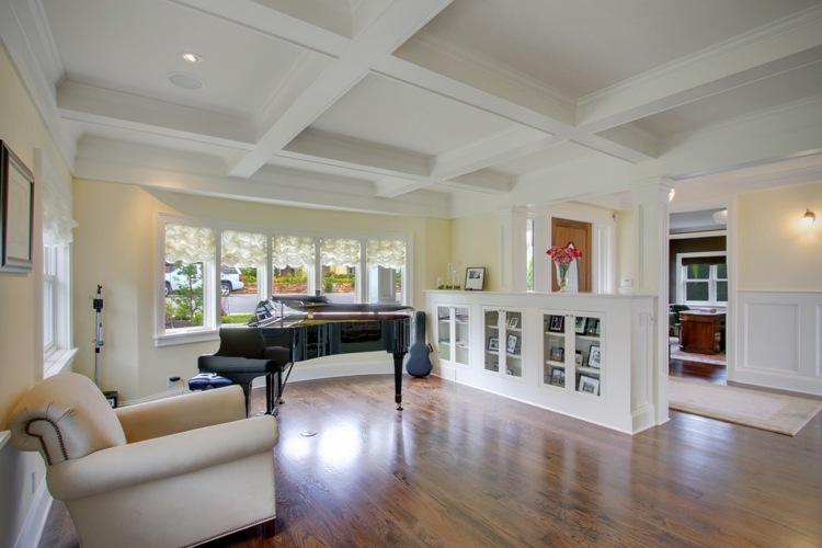 interior estilo minimalista bonito diseño