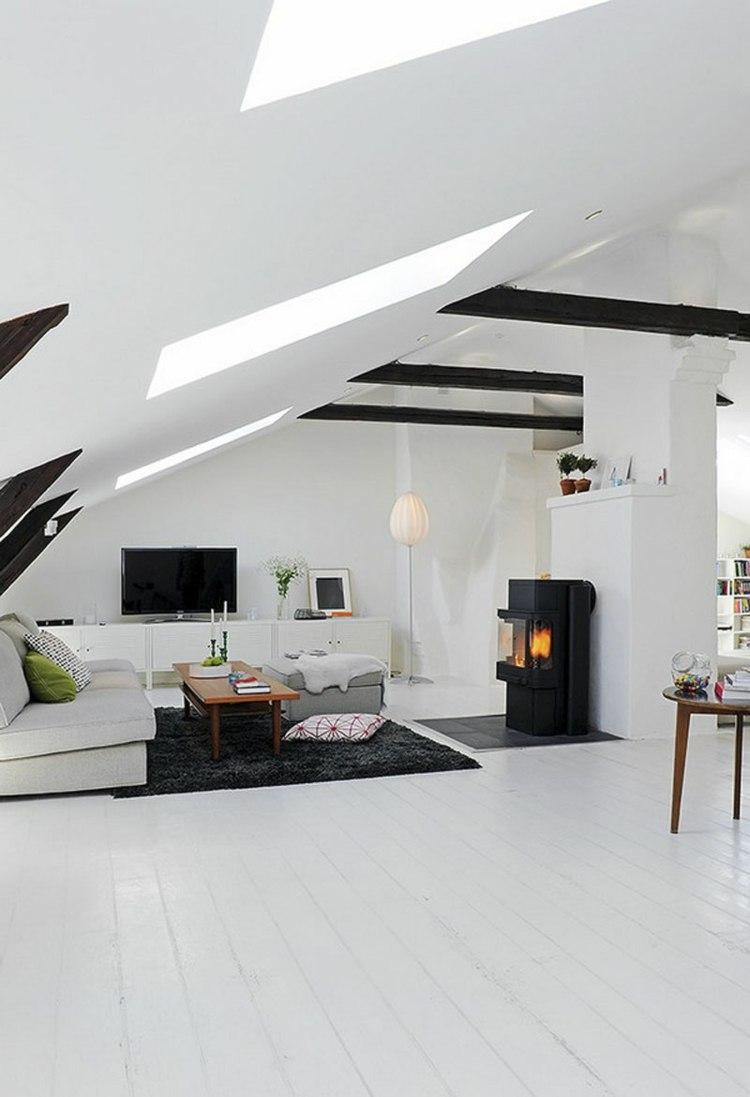 interiores modernos estilo nórdico