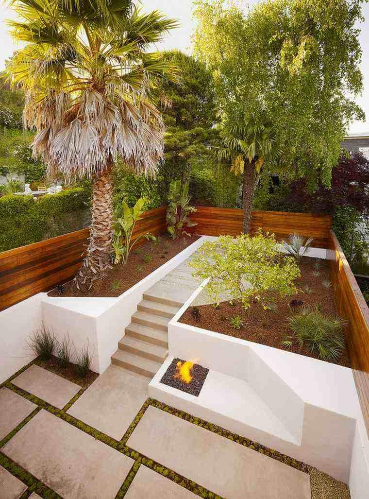 Dise o de jardines 100 ideas de terrazas en el jard n - Diseno de jardin ...