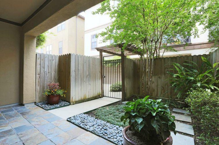 Jardin zen 50 opciones de relax al aire libre - Decoracion zen ...