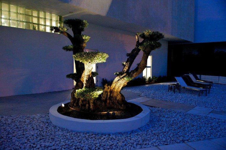 Jardin zen 50 opciones de relax al aire libre - Jardines zen pequenos ...