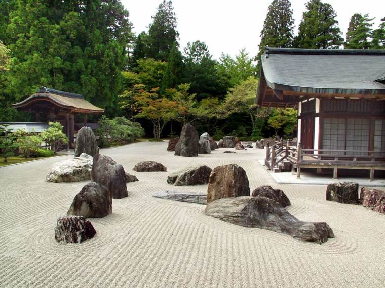 Jardin zen 50 opciones de relax al aire libre for Grand jardin zen