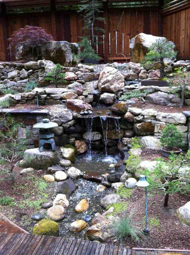 jardin opciones decoracion zen ideas
