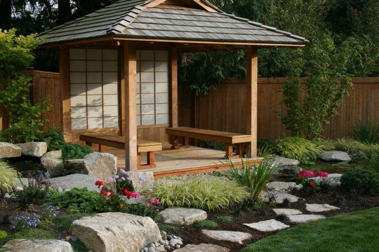 jardin opciones diseno estilo japones ideas