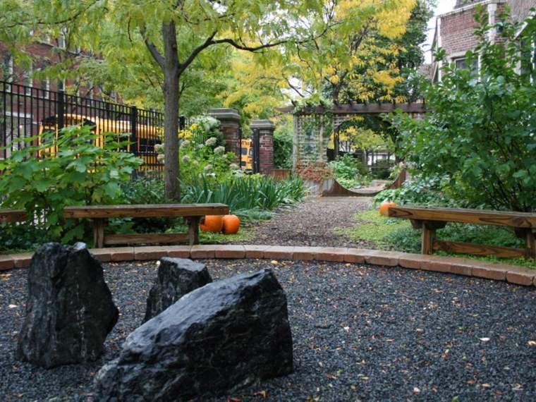 jardin opciones estilo zen ideas