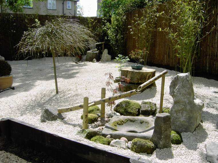 jardin opciones decoracion diseno detalles asia ideas