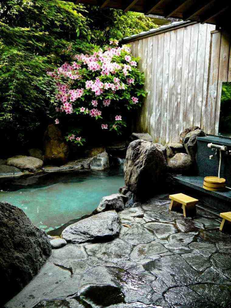 Jardin zen 50 opciones de relax al aire libre for Diseno de jardines zen