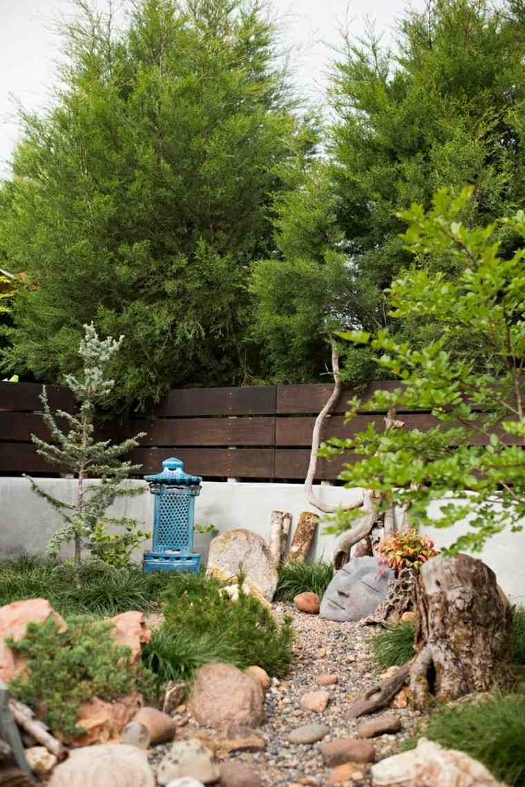 jardin zen opciones decoracion diseno inspiracion asiatica ideas