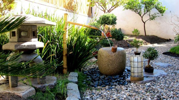 jardin opciones decoracion diseno lugar relax ideas zen