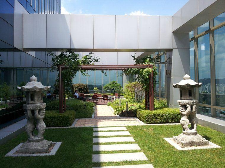jardin opciones decoracion diseno meditacion ideas