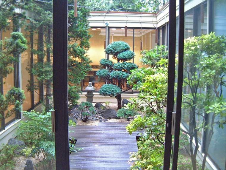 jardin opciones decoracion diseno pequeno ideas