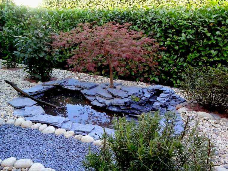 Decoracion Jardin Zen Awesome Good Decoracin Zen Para El Jardn With