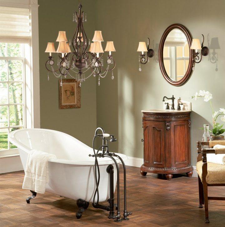 jardines espacios decorados muebles espejos