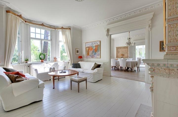 jarrones salas ideas muebles cortinas