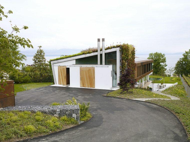 jelew box entrada casa verde