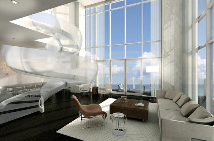 laterales puetos salas pianos metales ventanales