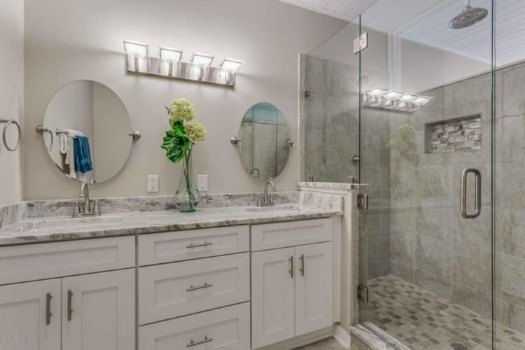 lavabo madera blanca grande ducha ideas
