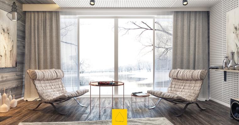 muebles diseño estilo escandinavo