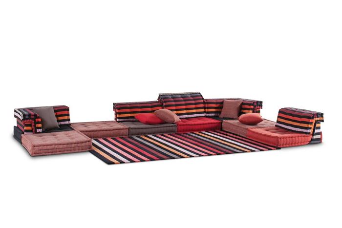 lineas decorados salones estilos accesorios alfombras