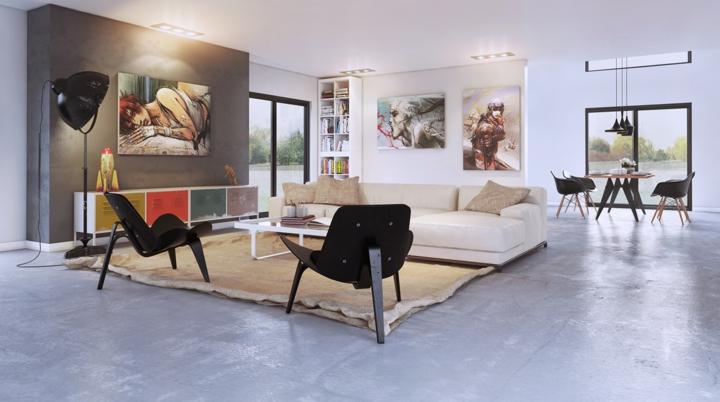 listones maderas salas pitales muebles