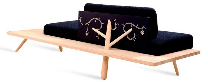 locaciones muebles estilos verdes cuerpos