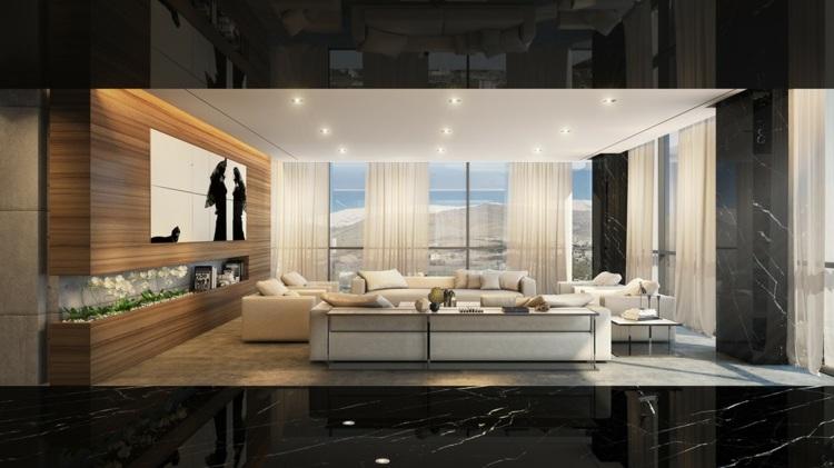 iluminacion diseño detalles ideas salones puentes salones
