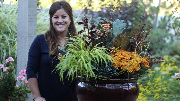 maceta otras plantas jardin hierba montana japonesa ideas