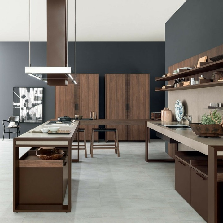 madera muebles soluciones colgantes muebles