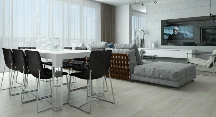 madera sofas conceptos puertas metales