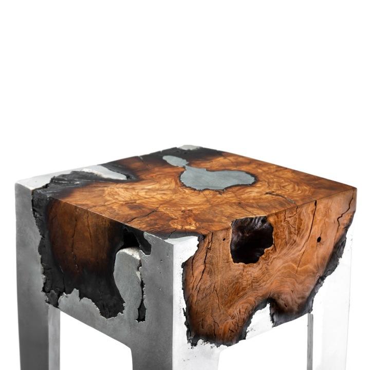 madera trabajada ideas colores muebles natural