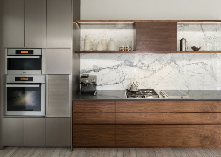 marmoles maderas detalles toques salones metales
