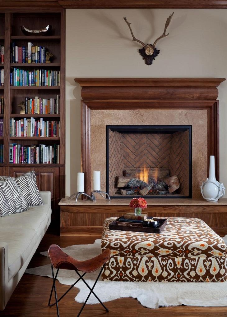 marrones maderas elegantes soluciones cabezas