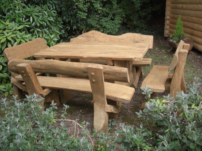 mesa caracter patio salidas muro