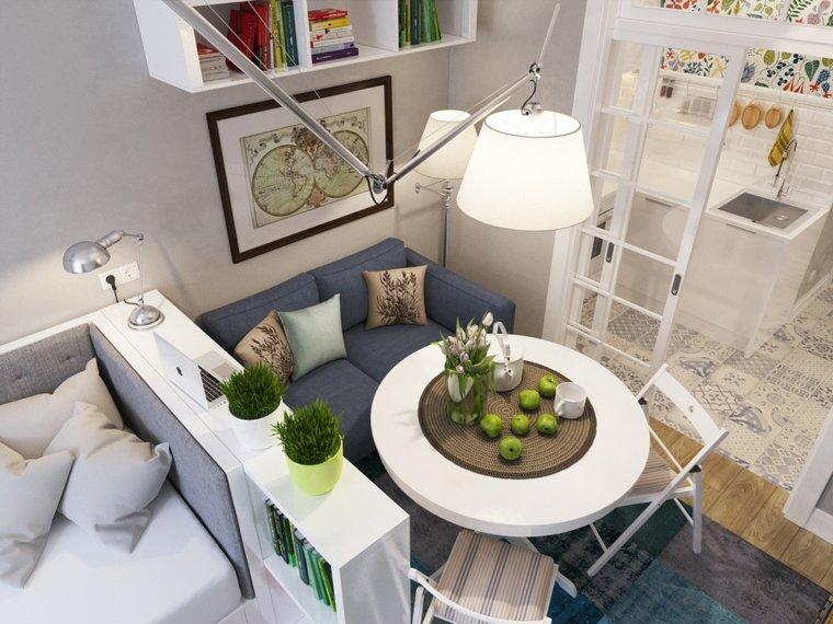 mesa ideas salones estilos paredes sacas