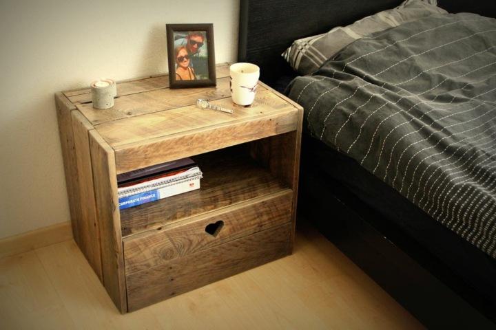 mesa pequeña madera soluciones puertas corazon