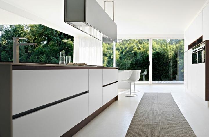 minimalista espacios salones fregaderos lineal