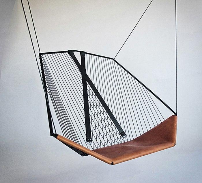 mobiliario creatividad piel acero puentes
