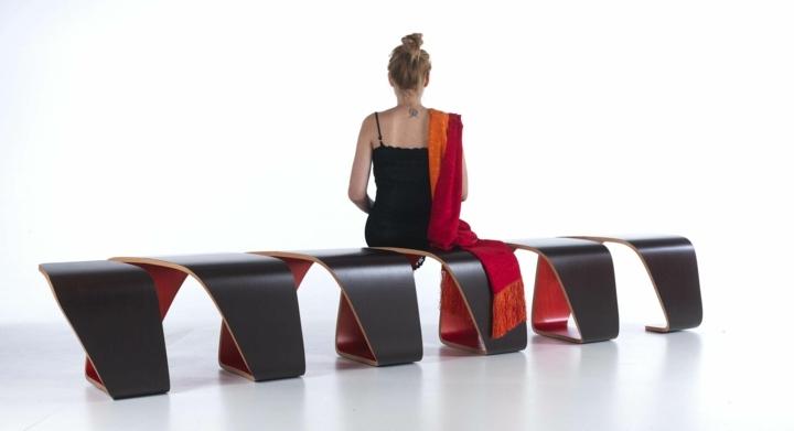mobiliario creatividad salidas detalles ilimitadas rojos