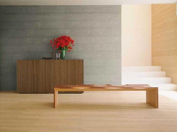 mobiliario creatividad salidas escalones puentes flores