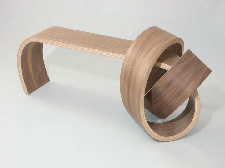 mobiliario creatividad salidas nudos estructuras elegantes