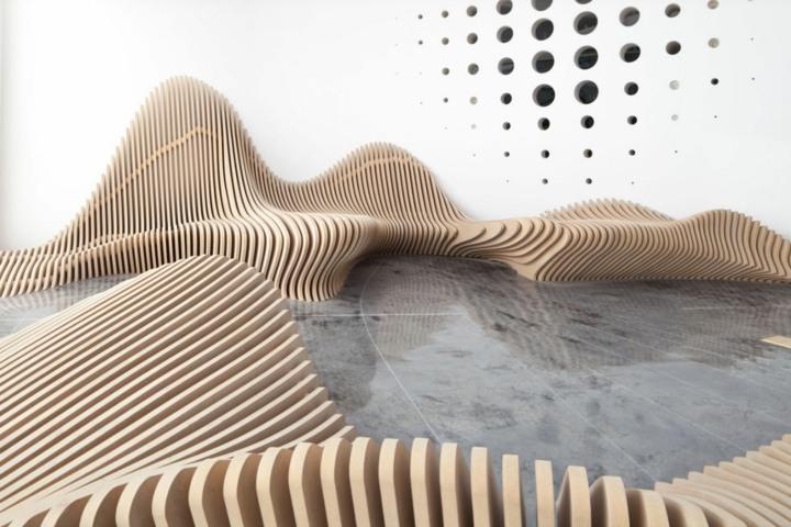 mobiliario creatividad salidas ranuras decorado esferas