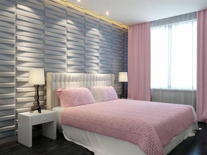 moderna aredes texturas sitios estilos rosa