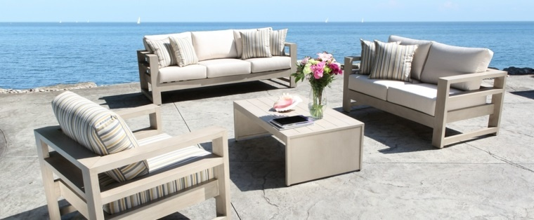 moderno lujoso muebles exterior ideas