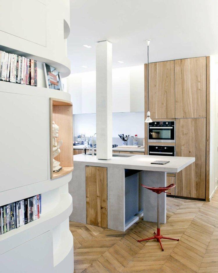 Limpiar Muebles De Cocina. Beautiful Muebles De Cocina Cristal Mate ...