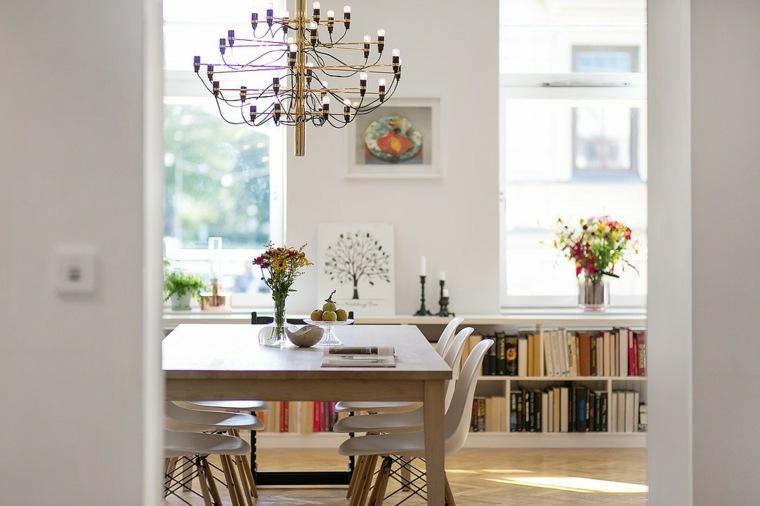 muebles comedor modernos elegantes madera