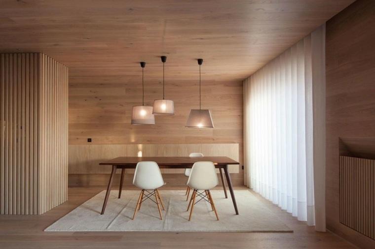 muebles de comedor disenos originales apartamento ideas
