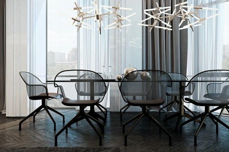 muebles de comedor disenos originales combinacion estilo ideas