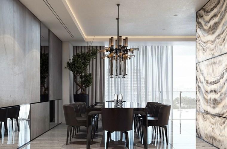 muebles de comedor disenos originales lujoso ideas