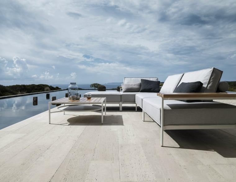 muebles jardin estupendo diseño